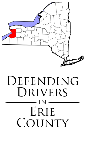 Erie County NY Traffic Ticket Lawyers